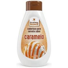 Cobertura para Sorvete Fazenda Sedrez Caramelo 280g