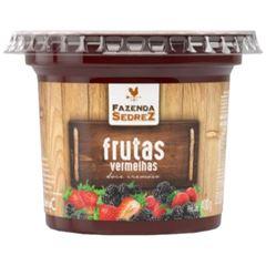 Doce Cremoso Frutas Vermelhas Fazenda Sedrez 400g