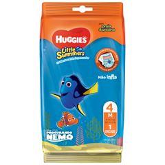 Fralda Huggies Little Swimmers Swuin Pants M com 1 unidade