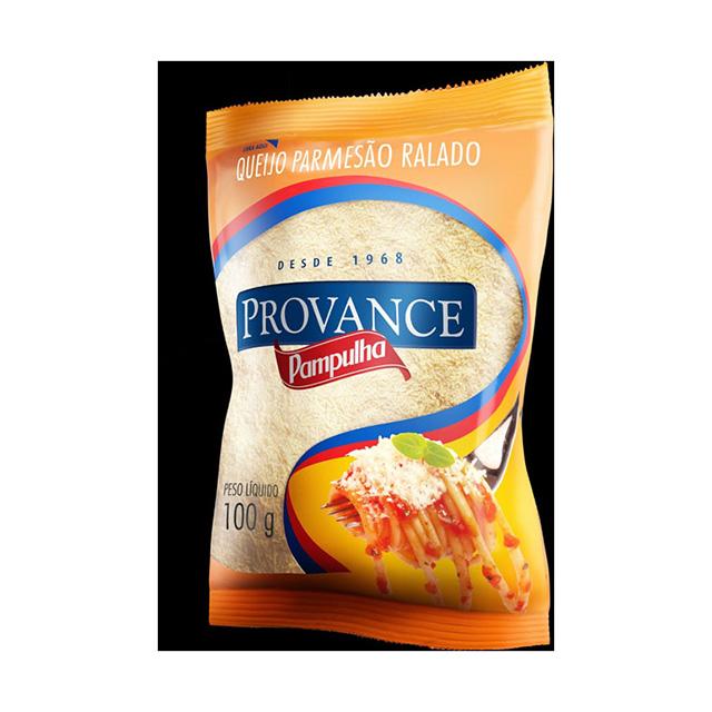 Queijo Ralado Provance Original 100g