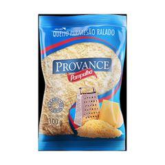 Queijo Ralado Provance Original Ralo Grosso 100g