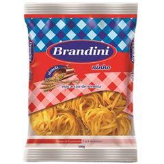 Macarrao Brandini Ninho Semola 500g