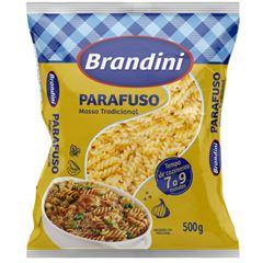 Macarrao Brandini Parafuso Comum 500g
