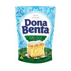 Mistura para Para Bolo Dona Benta Coco 450g