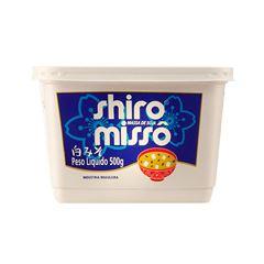 Massa de Soja Missô Shiro Pote 500g