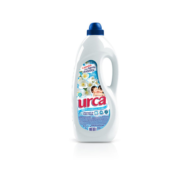Amaciante Urca Ternura Baby Branco 2L
