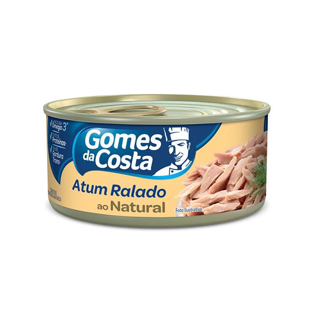 Atum Ralado Light Gomes da Costa 170g