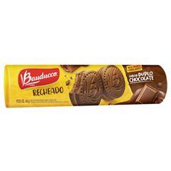 Biscoito Recheado Bauducco Sabor Duplo Chocolate 140g