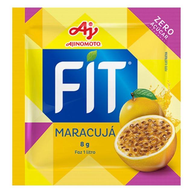 Refresco FIT Diet Maracujá