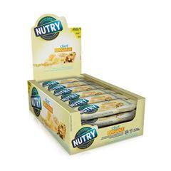 Barra de Cereal Nutry Banana Diet 22g - Display com 24 und