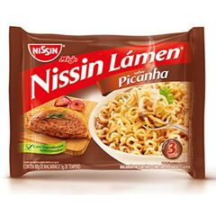 Nissin Lamen Picanha 85g