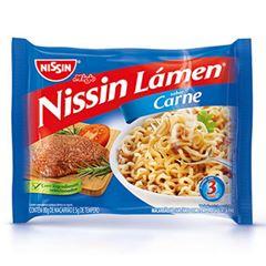 Nissin Lamen Carne 85g