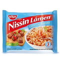 Nissin Lamen Carne com Tomate 85g