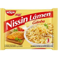Nissin Lamen Galinha 85g