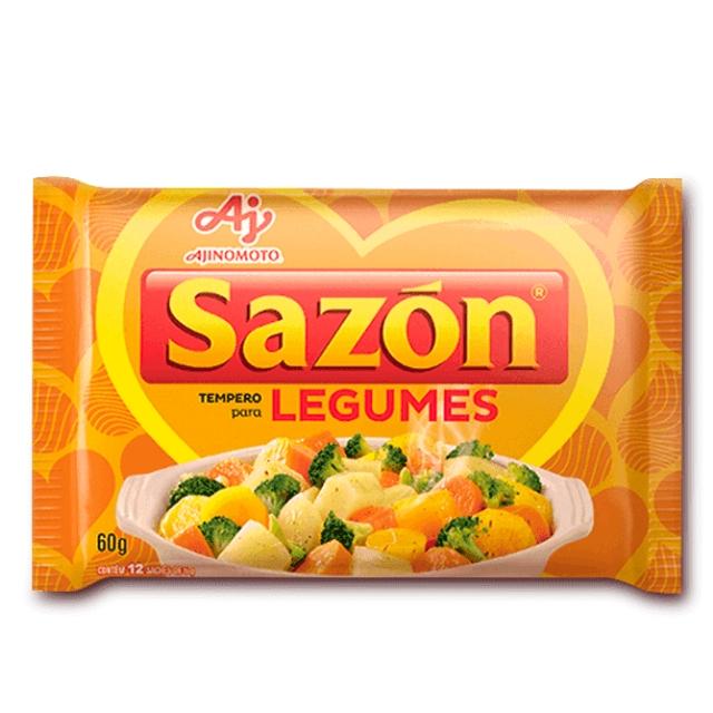 Tempero Sazon para Legumes 60g