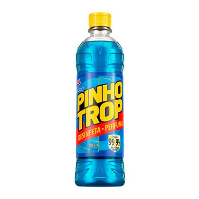 Desinfetante Pinho Trop Fresh 500ml