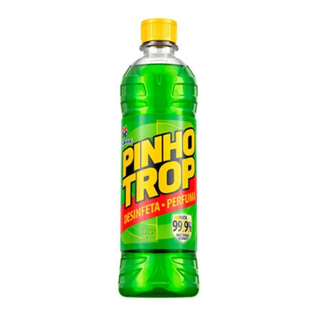 Desinfetante Pinho Trop Citrus 500