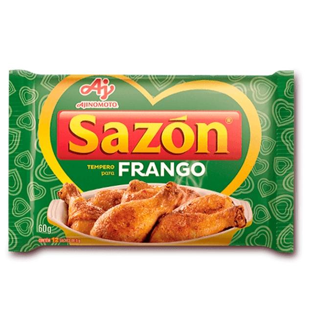 Tempero Sazon para Frango 60g