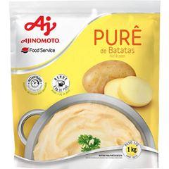 Purê de Batatas Ajinomoto 1kg