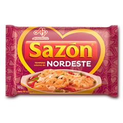Tempero Sazon Sabor do Nordeste 60g