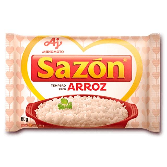 Tempero Sazon para Arroz 60g