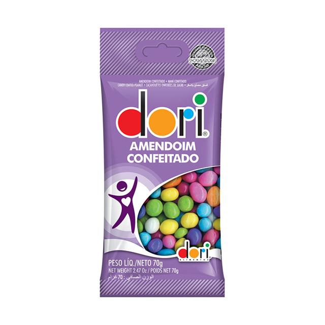 Amendoim Colorido 70g