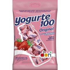 Bala Yogurte100 Morango 150g