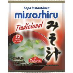 Sopa de Soja Tradicional Missôshiru 10g