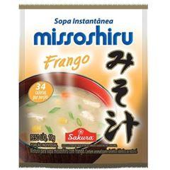 Sopa Instantaneo Missoshiro Frango 20x10gr