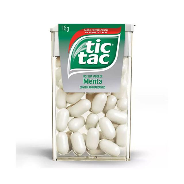 Tic Tac Menta 16g