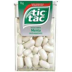 Tic Tac Menta 16g - Atado com 14 unidades