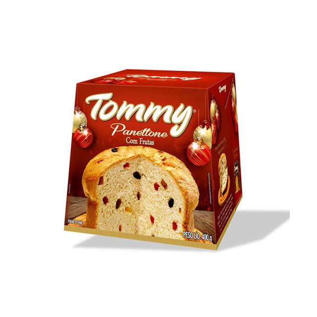 Panettone Tommy 400g