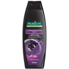 Shampoo Palmolive Iluminador Pretos 350ml