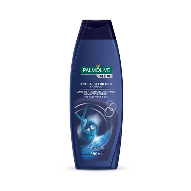 Shampoo Palmolive Anticaspa-Queda For Men 350ml
