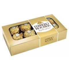 Bombons Ferrero Rocher com 8 und