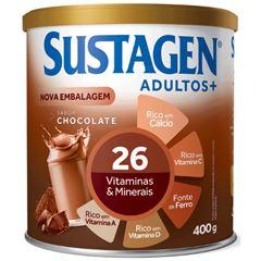 Sustagen adulto Instantaneo Chocolate 400g