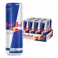Energético Red Bull Energy Drink  473ml