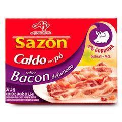 Caldo Sazon Bacon Defumado 37,5g