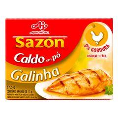 Caldo Sazon Galinha 37,5g