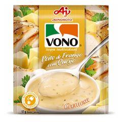Sopa Vono Frango com Queijo 18g