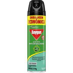 Inseticida Baygon Aerossol Acao Total Eucalipto 360ml