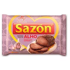 Tempero Sazon Alho 60g