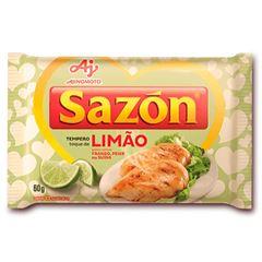 Tempero Sazon Limão 60g