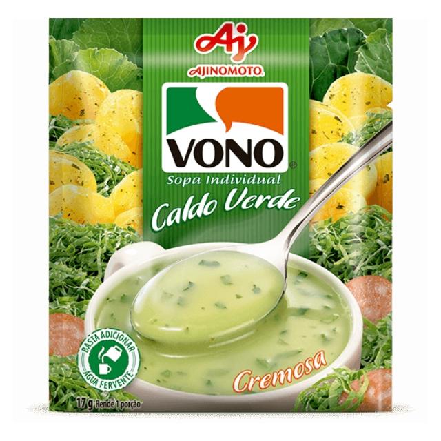 Sopa Vono Caldo Verde 17g