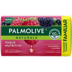 Sabonete Barra Palmolive Naturals Segredo Sedutor Turmalina 150g