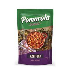 Molho de Tomate Pomarola Caseiro Azeitona Sache 300g
