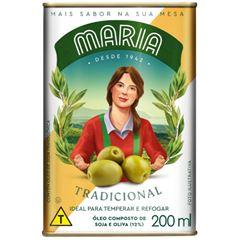 Óleo Composto Maria Tradicional 200ml