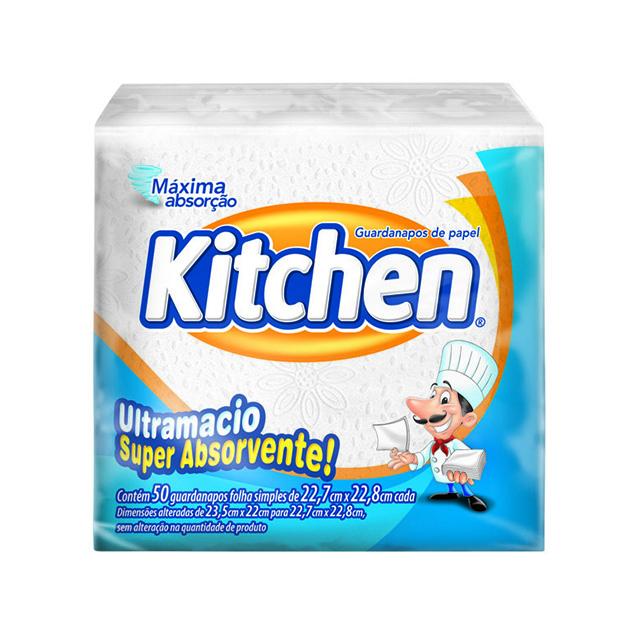 Guardanapo Kitchen Pequeno com 50 und