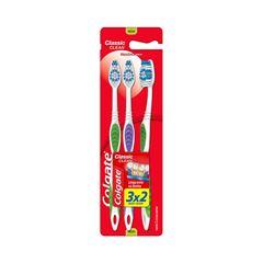 Escova Dental Colgate Classic Leve 3 Pague 2