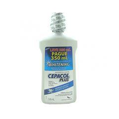 Enxaguante Bucal Cepacol Plus Whitening 500ML
